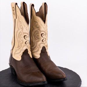 Tony Lama 3R mens cowboy boots size 9.5B